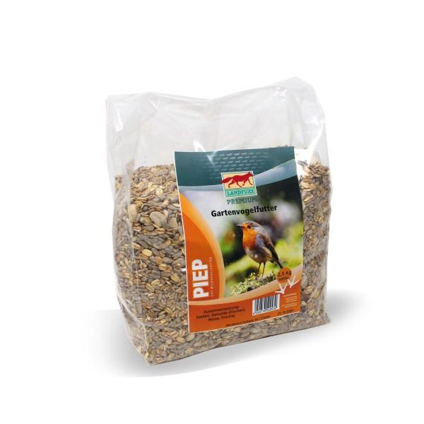 Landfuxx PIEP Gartenvogelfutter 2,5 kg