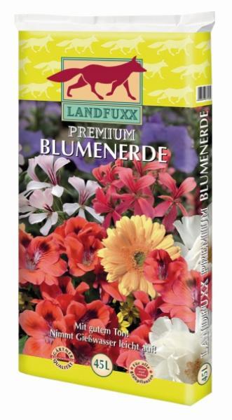 Landfuxx Premium Blumenerde 45 L