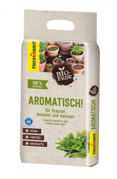 Floragard Bio-Erde Aromatisch 25 L