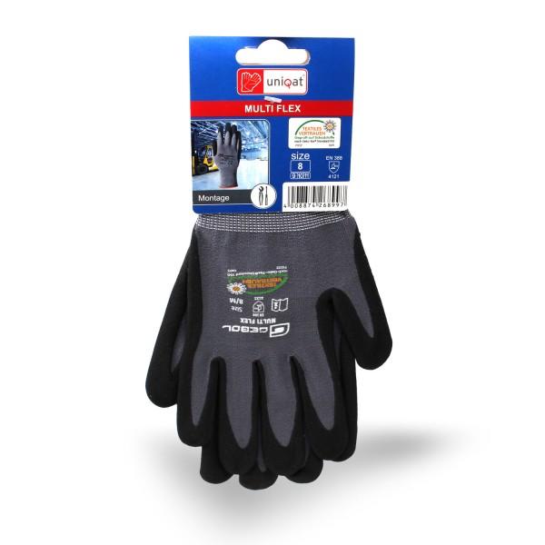 Uniqat Multi Flex Handschuh Gr. 8 Montagehandschuh