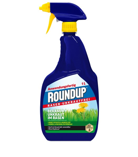 Roundup Rasen-Unkrautfrei 1 L