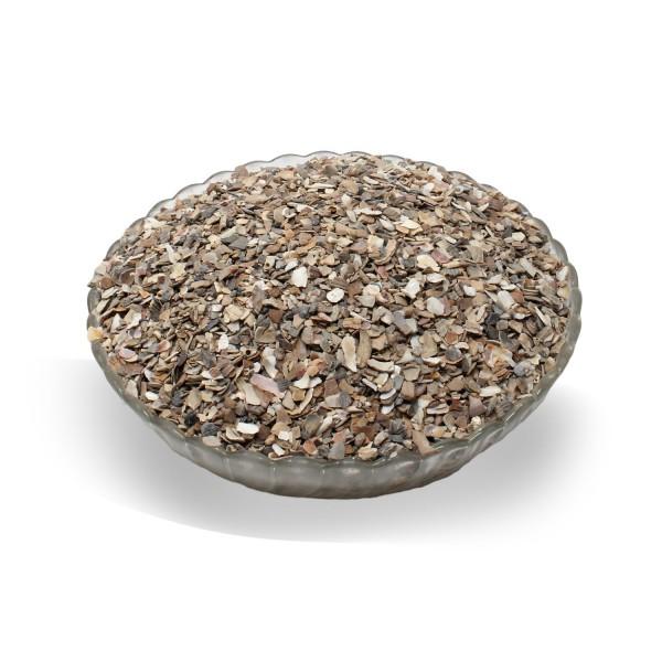 Muschelkalk Muschelschalenschrot Grit 2-5mm