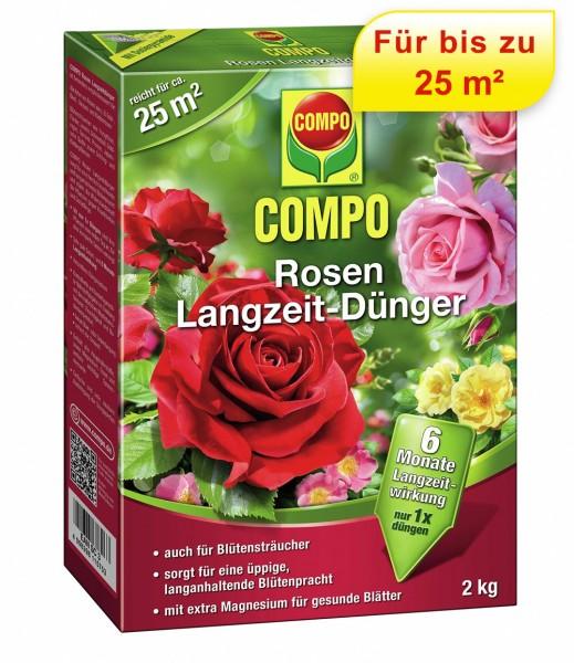 Compo Rosen Langzeitdünger 2 kg