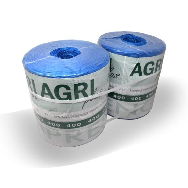 AGRIplus Pressengarn 400m/kg 2x5kg Set 10 kg
