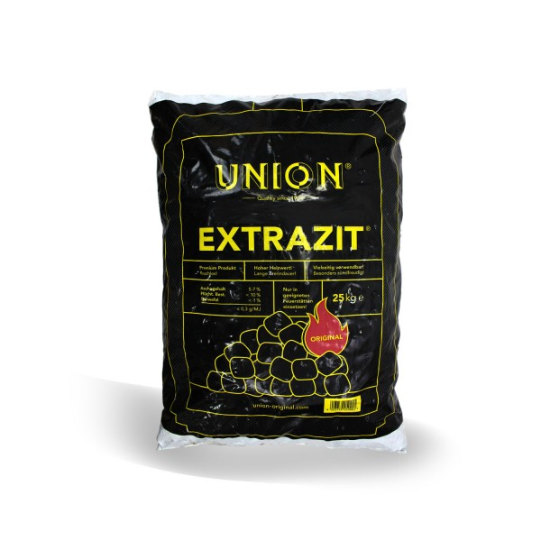 Union Extrazit Steinkohlebriketts 25 kg