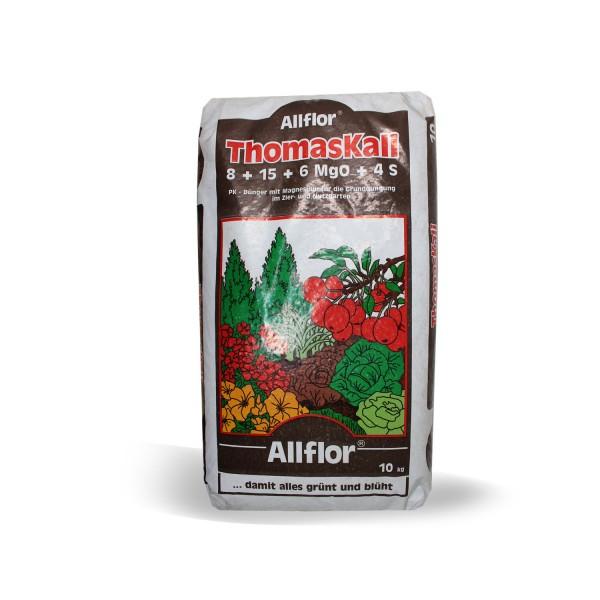 Allflor Thomaskali 8+15+6 MgO+ 4 S 10 kg