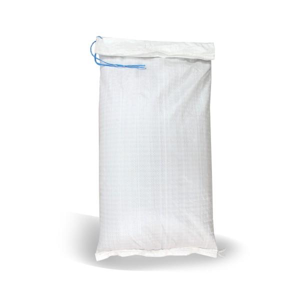 10x PP-Bändchengewebesack 30x60 cm, Sandsack