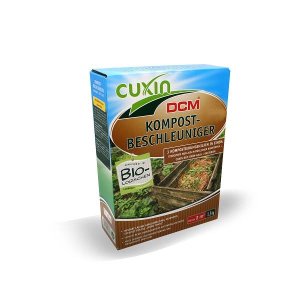 Cuxin DCM Kompostbeschleuniger 1,5 kg