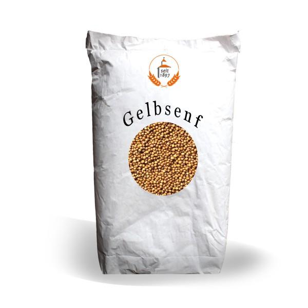 Gelbsenf 0,5 kg - 25 kg Speisesenf