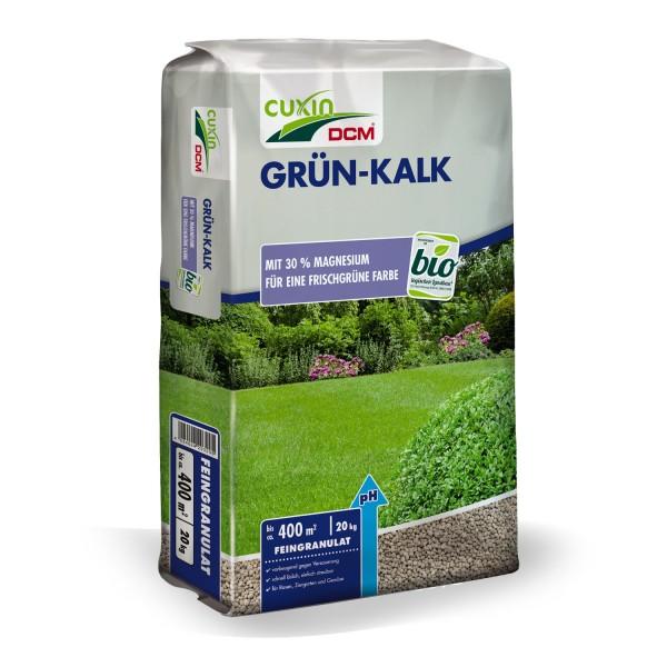 Cuxin DCM Grün-Kalk 20 kg BIO