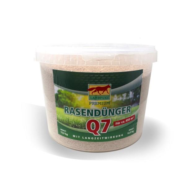 Landfuxx Rasendünger Q7 12,5 kg Eimer