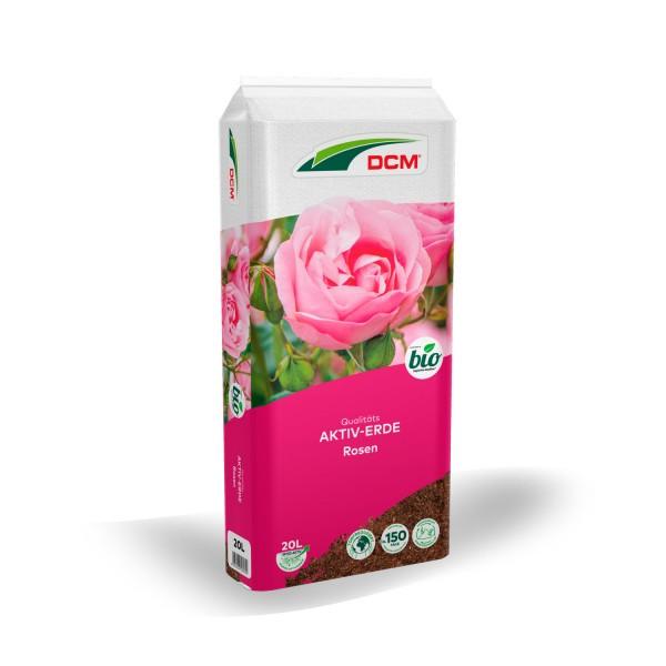 Cuxin DCM Aktiv-Erde Rosen 20 L BIO