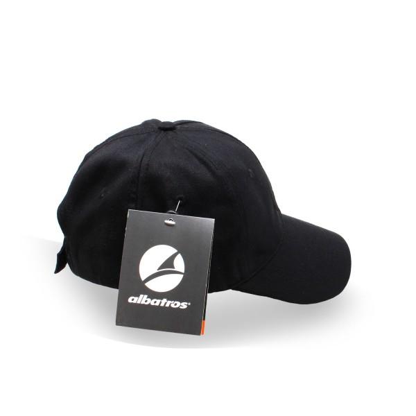 Albatros Move Baseballcap schwarz