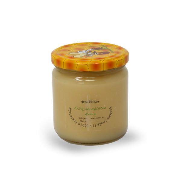 Frühjahrsblüten-Honig 500g