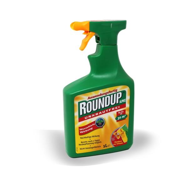 Roundup Alphee Unkrautfrei 1 L