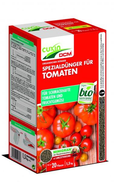 Cuxin DCM Spezialdünger Tomate 1,5 kg