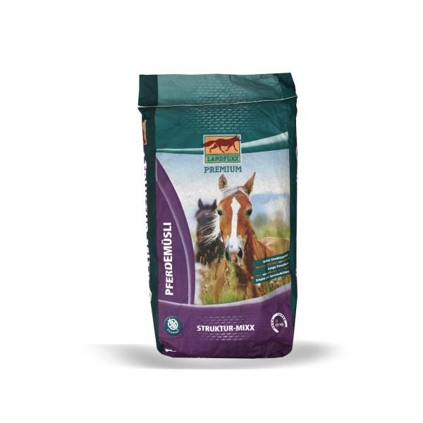 Landfuxx Struktur-Mix 15 kg Pferdemüsli