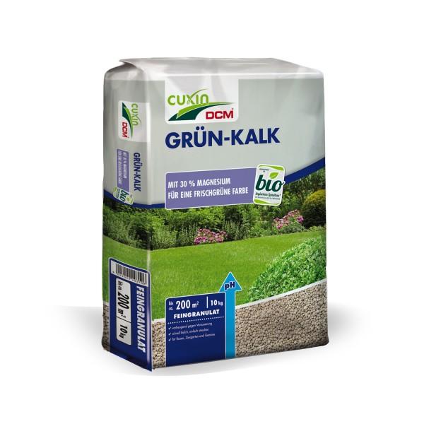 Cuxin DCM Grün-Kalk 10 kg BIO